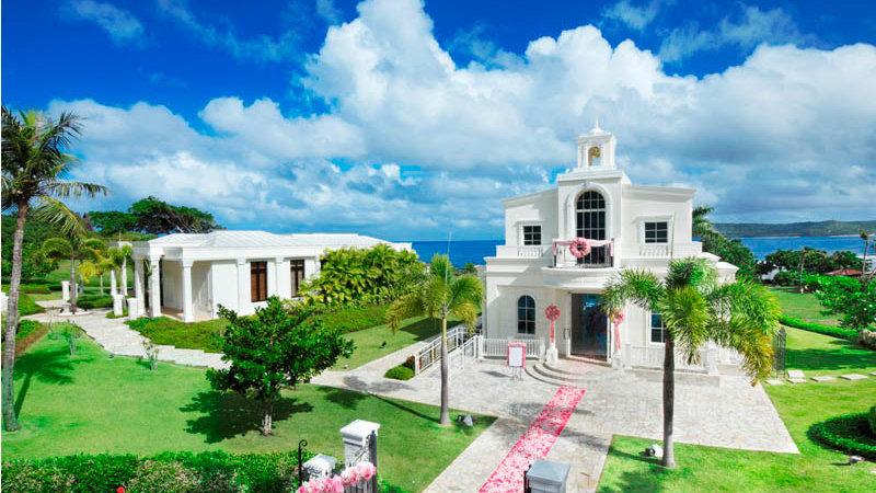 Aqua Stella Chapel