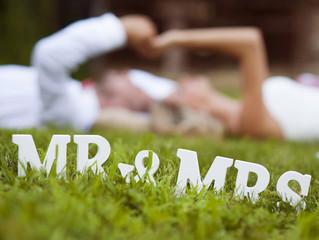 Overseas pre wedding