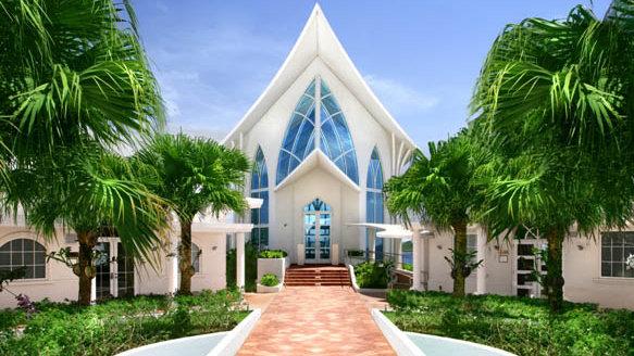 Cystal Chapel