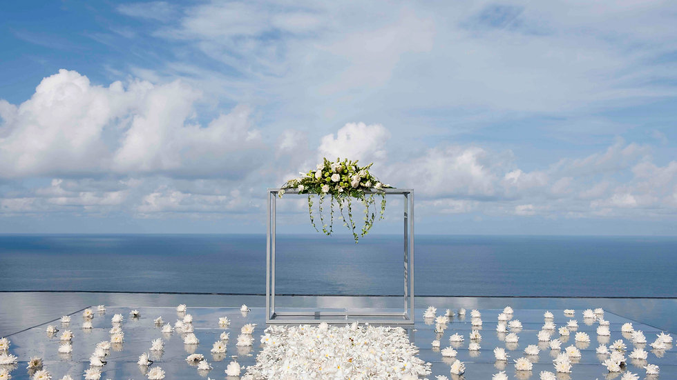 Bvlgari Water Wedding