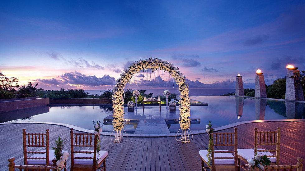 Banyan Tree Water Wedding