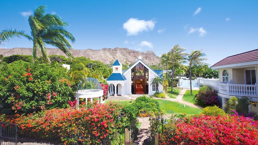 Diamondhead Anela Garden Chapel