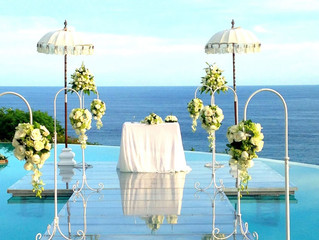 Why Have Your Wedding in Bali?