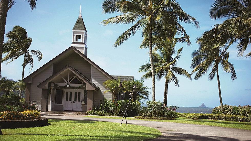 Aloha Ke Akua Chapel (阿囉哈教堂)