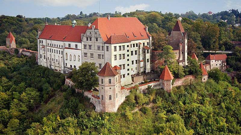 Trausnitz Castle (Landshut Castle)