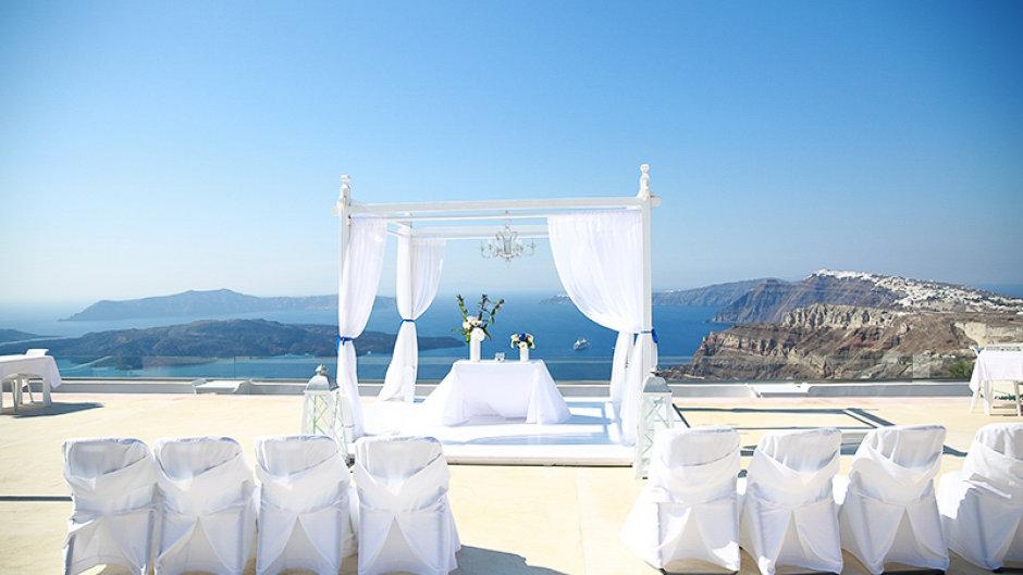 Santorini Gem