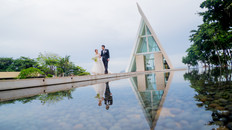 2/12/2016 Victor & On Yee @ Infinity Chapel, Bali