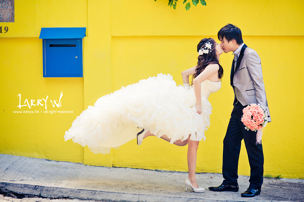 Hong Kong Prewedding