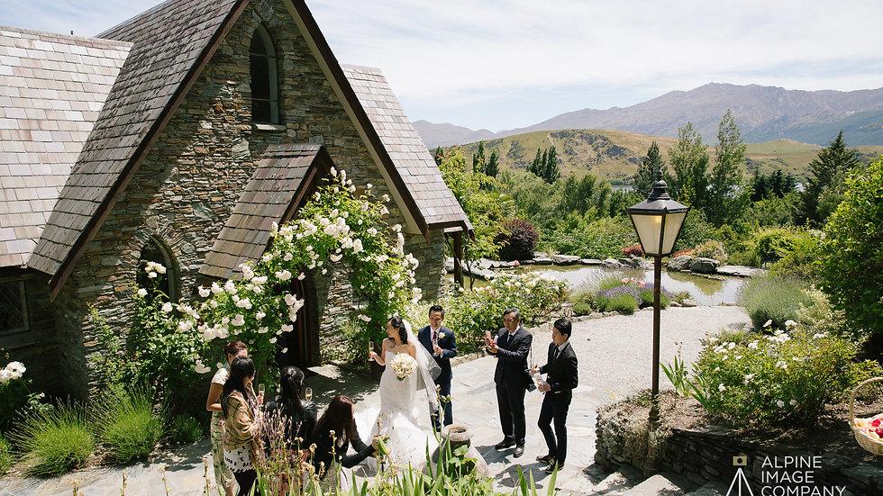 石脊莊園 (Stoneridge or Chapel by the Lake)