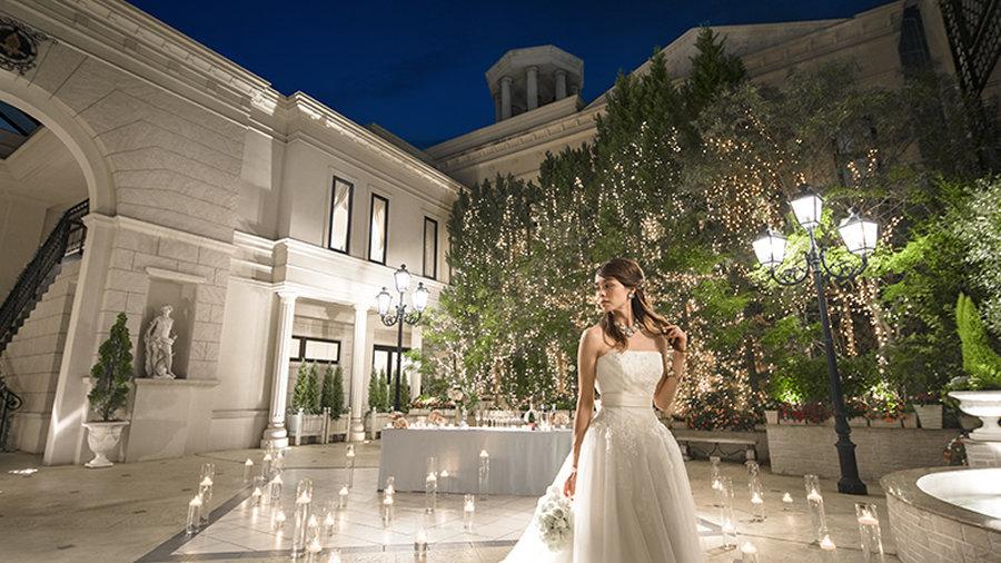 Eines Villa di Nozze Osaka 大阪艾妮絲花園婚禮教堂
