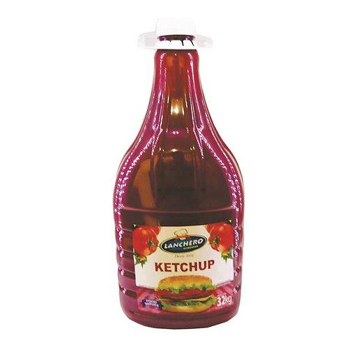 Katchup Lanchero 3,2 kg.