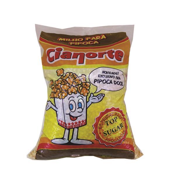 Milho para pipoca Top Sugar 5kg - Cianor