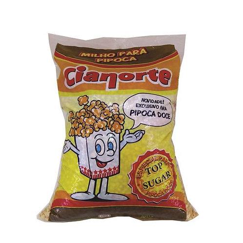 Milho para pipoca Top Sugar 5kg - Cianorte