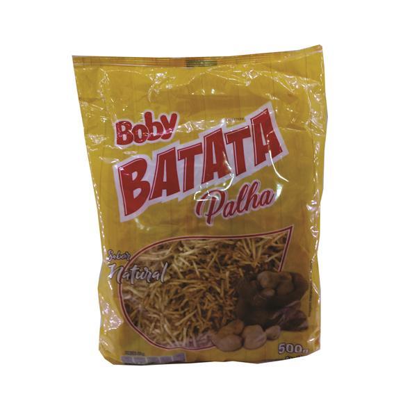 Batata palha 500gr. - Boby
