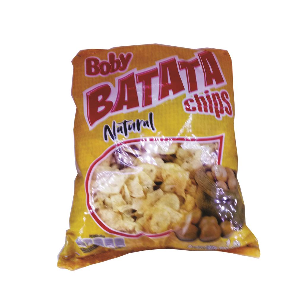 Batata chips - Boby