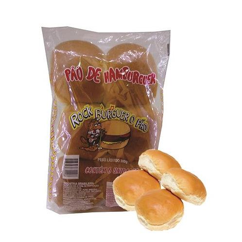 Pão de hamburger  Rock dog -  pacote 300 gr