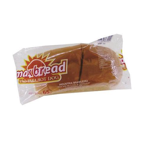 Pão para hot-dog - Max Bread - unidade