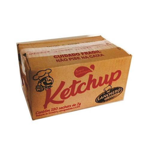 Saches Katchup - Caixa 180 unidades