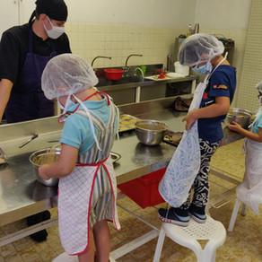 Reprise des ateliers cuisine