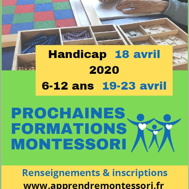 FORMATION 6-12ANS