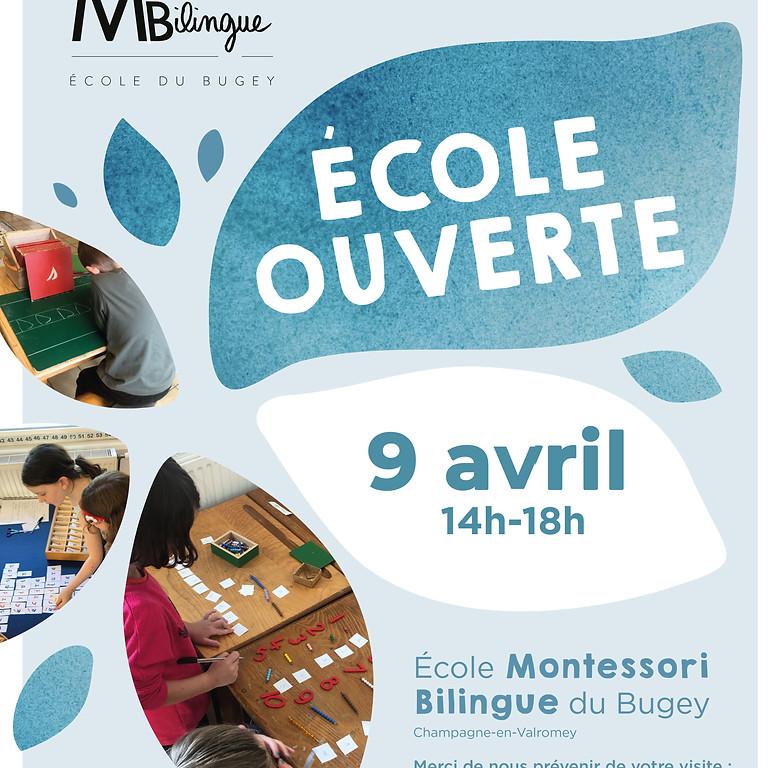 Ecole ouverte - REPORTÉ