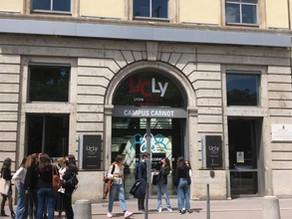 La première école de l'académie de Lyon labellisée Euroscol