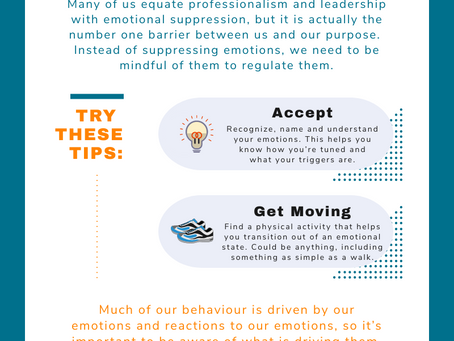 Dealing with Difficult Emotions at Work