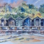 Suffork Beach Huts