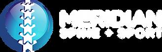 Meridian Spine + Sport Logo