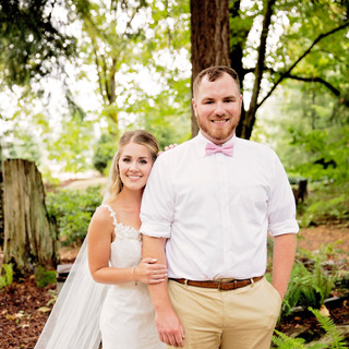 Travis and Bailey Hoberg August 11th 201