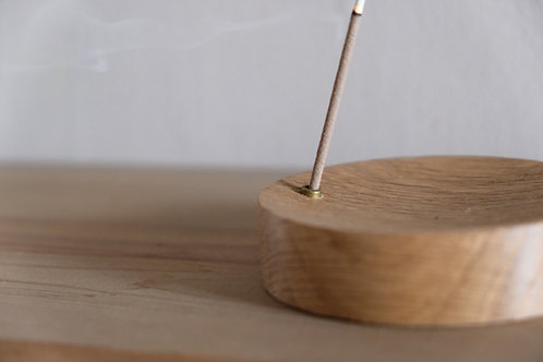 The Round | Incense Holders