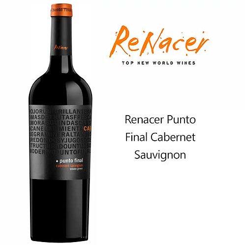 Renacer Punto Final  Cabernet Sauvignon 750 ml