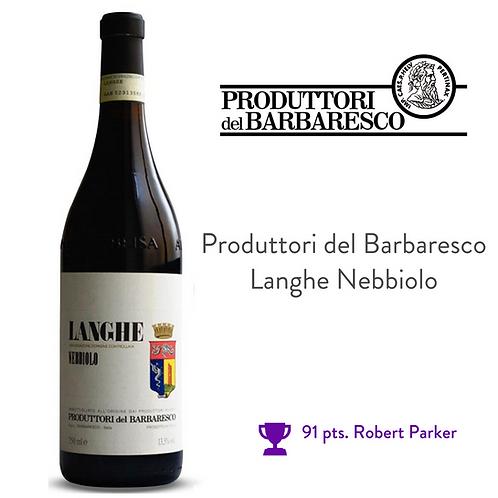 Produttori del Barbaresco Langhe Nebbiolo DOC 750 ml