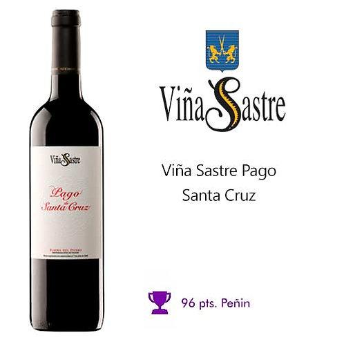 Viña Sastre Pago Santa Cruz 750 ml