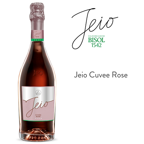Jeio Cuvee Rose 750 ml