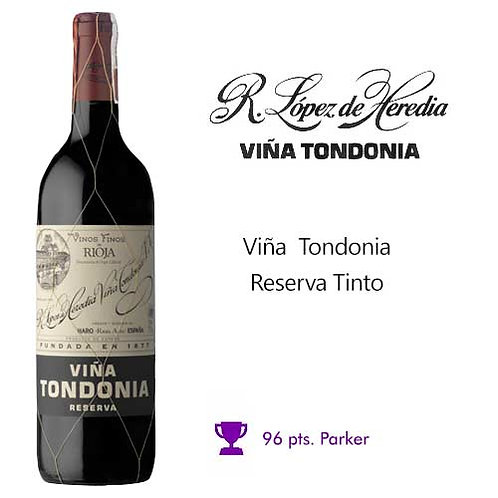 Viña Tondonia Reserva Tinto 750 ml
