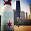 Thumbnail: Chicago Water Bottle