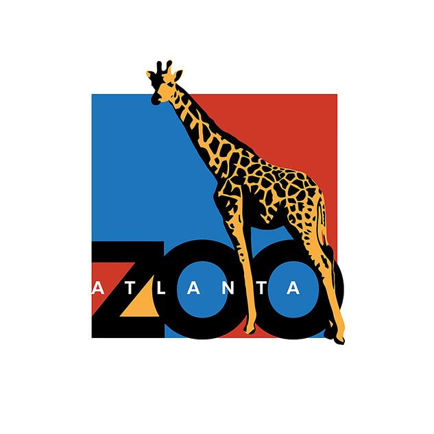 Atlanta Zoo giraffe