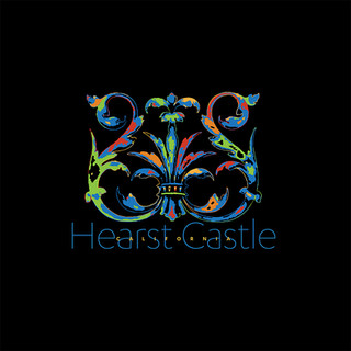 Hearst Castle Decal art