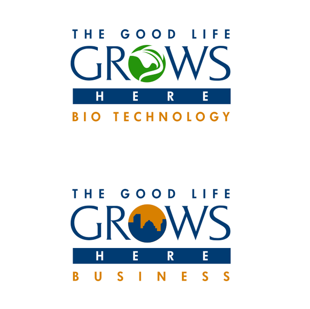 The Good Life Grows Here campaign