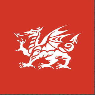 Y Ddraig Goch / The Red Dragon