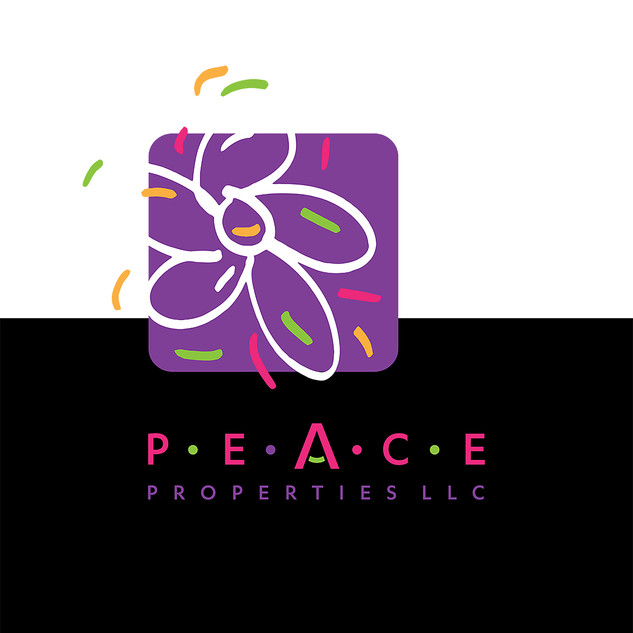 Peace Properties brand elements