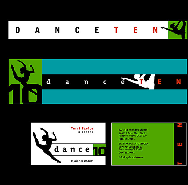 Dance 10 cards & social media banners