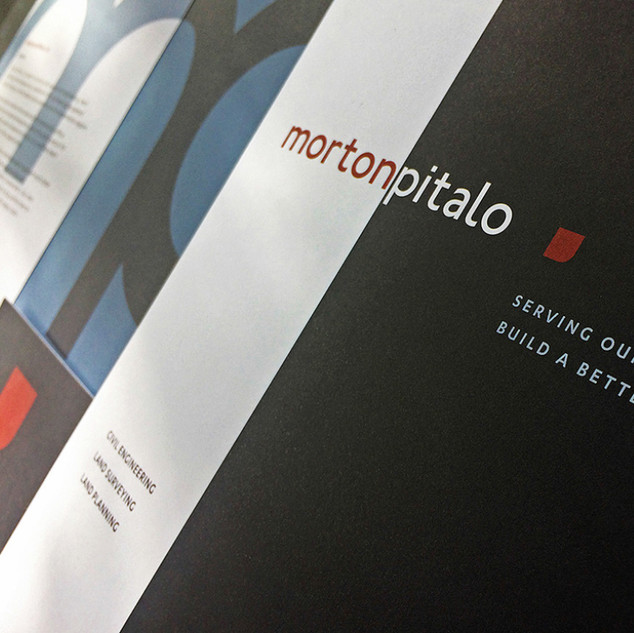 Morton Pitalo Civil Engineering collateral update