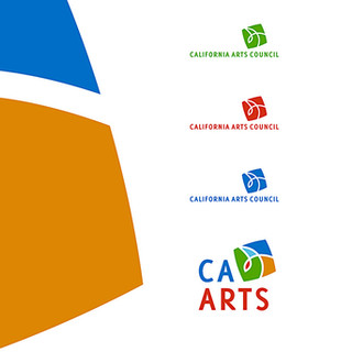 CA Arts Council brand logo