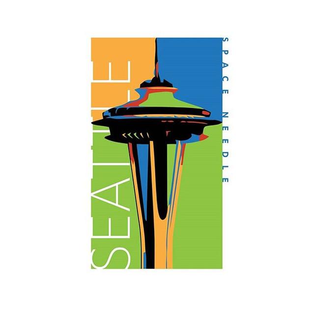 Space Needle, Seattle, WA.
