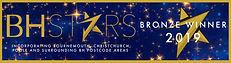 BHStars 2019 Bronze Best Lerning Experie