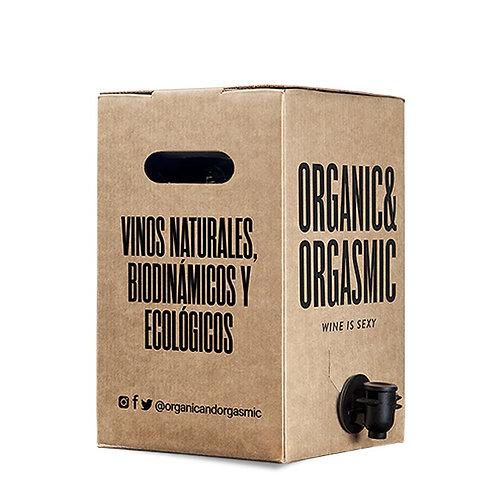 Organic & Orgasmic Rose, Garnacha