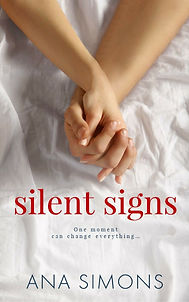 Silent Signs, Ana Simons, women's fiction, romance, British