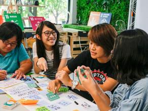 親愛的,我把永續變好玩了 上手CSR可從這4款永續桌遊開始